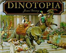 Dinotopia: A Land Apart from Time Gurney, James Hardcover