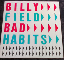 BILLY FIELD Bad Habits LP