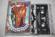 Royal Crescent Mob- Midnight Rose's-  cassette tape