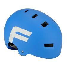 Fischer® Fahrradhelm BMX Wing Gr. L/XL 58-62cm Helm Halfpipe Blau Jungs Fahrrad