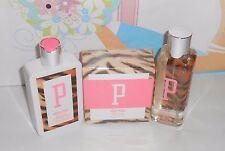Victoria's Secret Pink Wild Pink Eau De Parfum + Body Mist + Body Lotion RARE