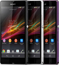 "Black Original Sony Xperia Z C6603 16GB (Unlocked) Smartphone,13MP,3G,5"",GSM"