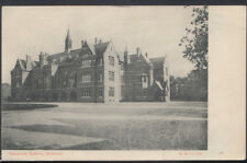 Bedfordshire Postcard - The Grammar School, Bedford     T1444
