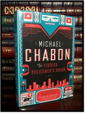 The Yiddish Policeman's Union ✎SIGNED✎ by MICHAEL CHABON Hardback 1st Ed & Print