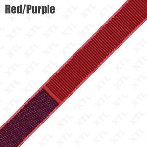 Nylon Band Strap Sport Loop for Apple Watch Series 6 5 4 3 2 1 SE 38/40/42/44mm