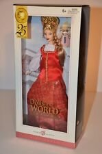 Barbie Doll Princess Of the World Imperial Russia 2004 Dolls Of The World