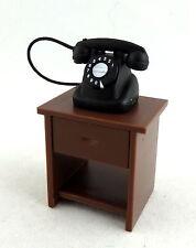 Maison De Poupées 1:24 Échelle Miniature Entrée Meubles Table D'appoint &