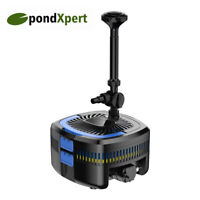 Pond Filter Fountain Pump & 13w UVC All in One PondXpert Ponds up to 15000L