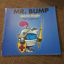 Mr. Men - Mr. Bump and the Knight by Roger Hargreaves with added Sparkle