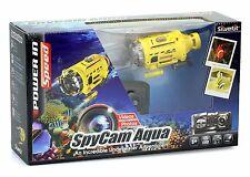 silverlit spy cam aque - rc submarine with integrated camera