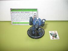 """=Mechwarrior MERC """"Bolt"""" Arbalest 113 ABT-R3-L with card 01 ="""