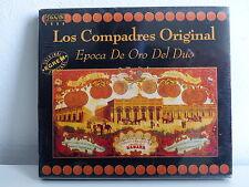 CD Album LOS COMPADRES ORIGINAL Epoca de oro del duo SD50 CDS 9070 CUBA