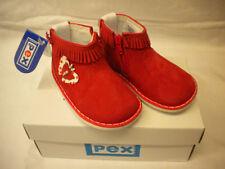Suede Zip Boots Medium Width Baby Shoes