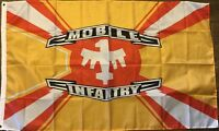 Mobile Infantry And Federation Flag 3x5 Banner Starship Troopers