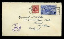 CANADA 1946 SPECIAL DELIVERY AIRMAIL POSTAGE DUE T90c