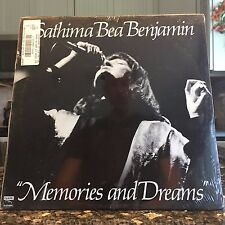 SEALED Sathima Bea Benjamin Memories And Dreams Vinyl Ramp Dollar Brand Jazz
