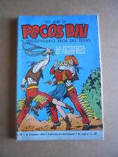 Gli Albi di Pecos Bill n°14 1960 edizioni Fasani  [G402]