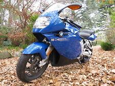TRIM PANEL UPPER PART BMW K1200S  K40  INDIGO BLUE 958   PART NO.46637688528