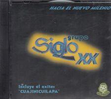 Grupo Siglo XX Hacia El Nuevo Milenio CD Nuevo Sealed