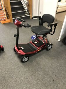 Brand new! Scorpius / Smilie Auto fold Mobility Scooter (Free UK Delivery)