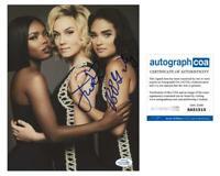 "Jude Demorest & Brittany O'Grady ""Star"" AUTOGRAPHS Signed 8x10 Photo ACOA"