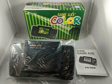 Game Axe Color (Redant) Portable Hand Held Famicom Clone System Console