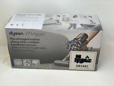Dyson V7 Trigger Gray/Red Cordless Handheld Vacuum Cleaner