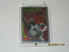 New listing 1994-95 TOPPS FINEST  LOTTERY PRIZE SHAQUILLE O'NEAL  CARD LP 15 EXCE COND