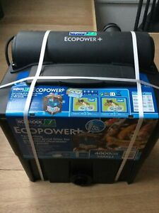 New Hozelock Eco Power +  4000 Combi Filter
