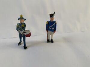Alte Ü-ei Figuren, Soldaten, Ferrero