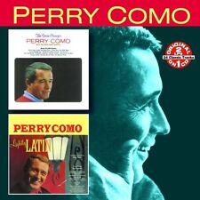 Scene Changes/Lightly Latin - Perry Como (2008, CD NEU)