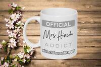 Mrs Hinch Addict , Inspired By Mrs Hinch Hinch Army, Mrs Hinch made me do it Mug