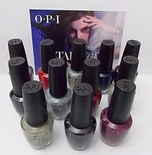 OPI Nail Lacquer Polish Starlight Collection Full Size 2015 Holiday Set of 12