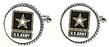 United States Army Sublimated Military Cuff Links