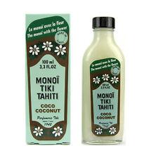 (10,95/100ml) MONOI Tiki Tahiti Coco COCCO COCONUT Körperöl 100 ml flacone in vetro