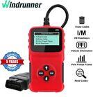 Car Obd2 Diagnostic Scan Tool Automotive Scanner Code Reader Check Engine Fault