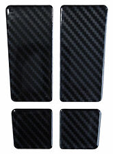 Tankpad 3D Carbon Schwarz 501960 kompatibel BMW Suzuki Kawasaki Yamaha Honda KTM