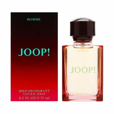 Joop Homme 2.5 oz Mild Deodorant Spray (Glass Bottle) Brand New