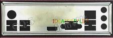 MSI I/O io shield H110M PRO-VH  backplate #G2284 XH