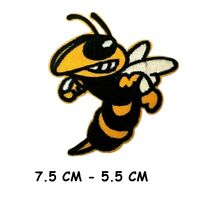 wasp embroidered iron/sew on patch fashion garments kids badge