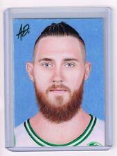 2017 ACEO Sketch Card ARON BAYNES Boston Celtics 1/1