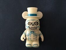 "DISNEY VINYLMATION 3"" HAUNTED MANSION 1 HATBOX GHOST VARIANT GLOW HITCHHIKING"
