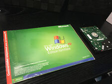 Windows XP HOME EDITION~FRENCH NO PRODUCT KEY~HARD DRIVE~FREE SHIP~NEW