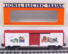 Lionel 6-19928 O Employee Christmas Boxcar NIB