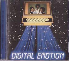 DIGITAL EMOTION CD =DIGITAL EMOTION OUTSIDE IN THE DARK=