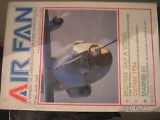 **f Air Fan n°66 McDonnel F2H Banshee / CoTAM 1984 / Lockheed F-94 Starfire