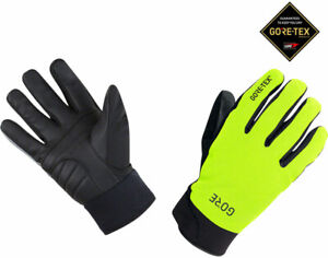 GORE C5 GORE-TEX Thermo Gloves | Neon Yellow/Black | L