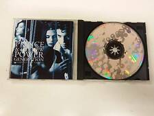 PRINCE AND THE NEW POWER GENERATION DIAMONDS AND PEARLS CD 1991
