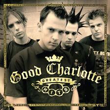GOOD CHARLOTTE (GREATEST HITS CD - SEALED + FREE POST)