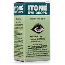ITONE Eye Care Ayurvedic & Herbal Eye Drops, 10 ml, Fresh Stock & Free Shipping